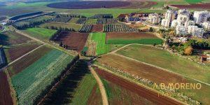 א.ב מוראנו שטח חקלאי למכירה