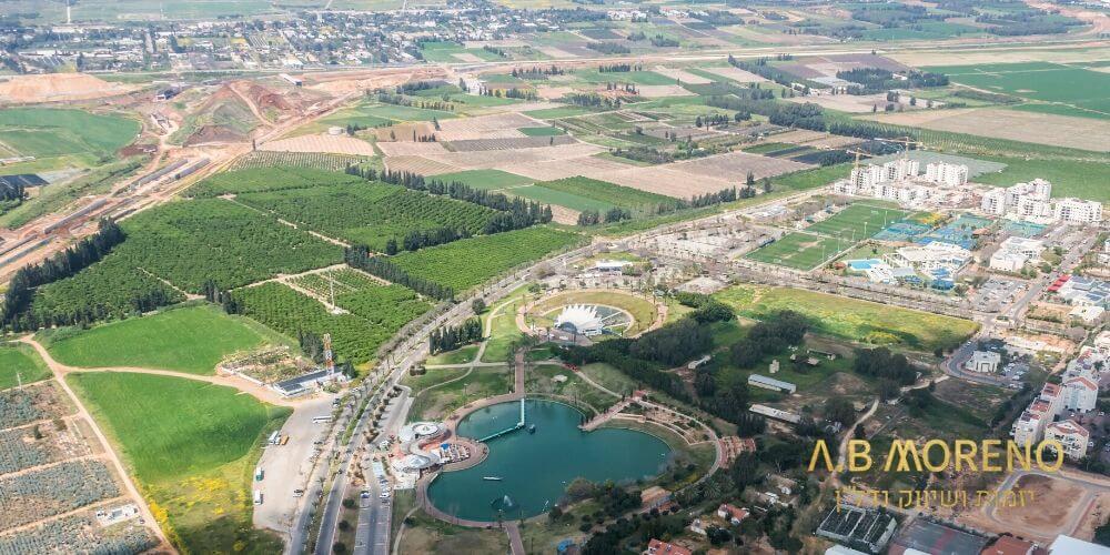 פרויקט רעננה מול הפארק – תוכנית רע 2012