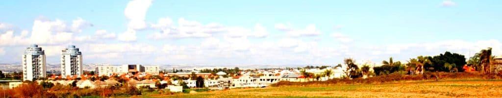 קרקעות למכירה בהוד השרון א.ב מוראנו קרקעות למכירה