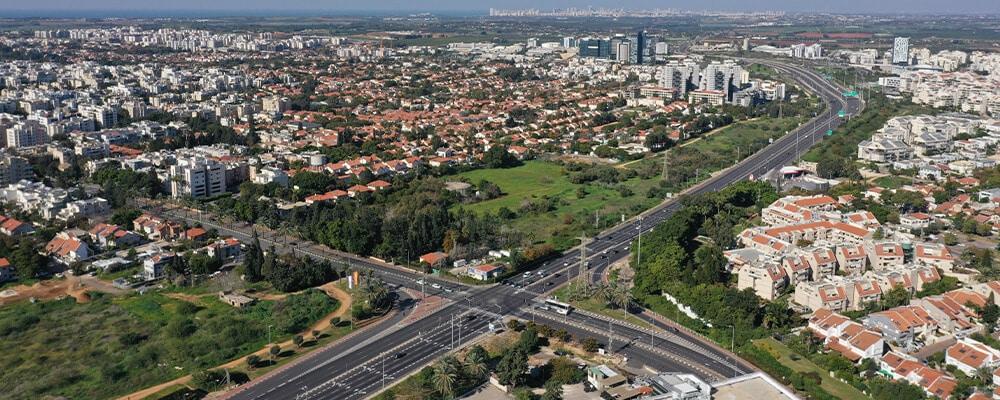 תכנית רע 2011 – רעננה פריים - א.ב מוראנו